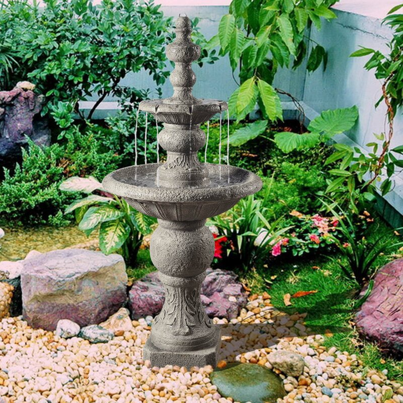 How to Choose a Fountain for Your Lawn or Garden