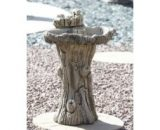 Large Feeder Bird Bath