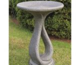 Ribbon Bird Bath