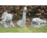 Set of 3 Dinosaurs