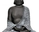Tiefes Handicraft Garden ornament Buddha, Cast stone, Statue Outdoor Indoor Sculpture