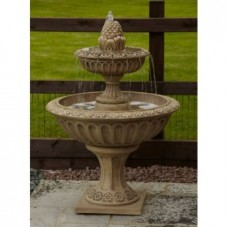 Two Tier Pineapple Fountain