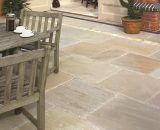 Antique Fieldmoor Paving Natural Stone Paving Slabs 20-FMO-11-AQS-4R18-22-P Westminster Stone