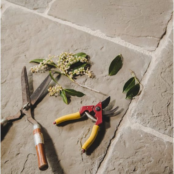 London Blend Flagstones Westminster Stone 10-LBL-11-FLA-10RX-40-P Westminster Stone